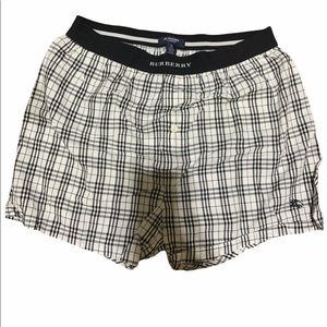 NWOT Burberry Boxers